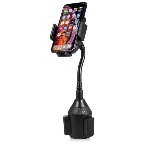Universal Suily Cup Holder Car Mount for iPhone Samsung Cell Phone Adjustable