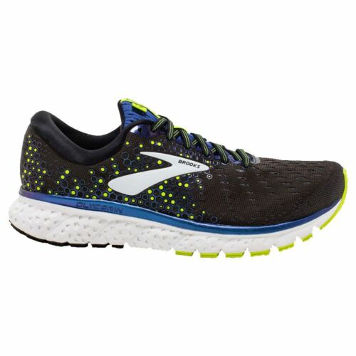 NEW MENS BROOKS GLYCERIN 17 RUNNING / TRAINING SHOES - WIDE-FIT