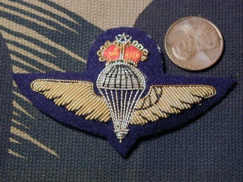 Malaysia Special Forces Parachutist Jump Instructor PJI parachute badge airborneOther Militaria - 135