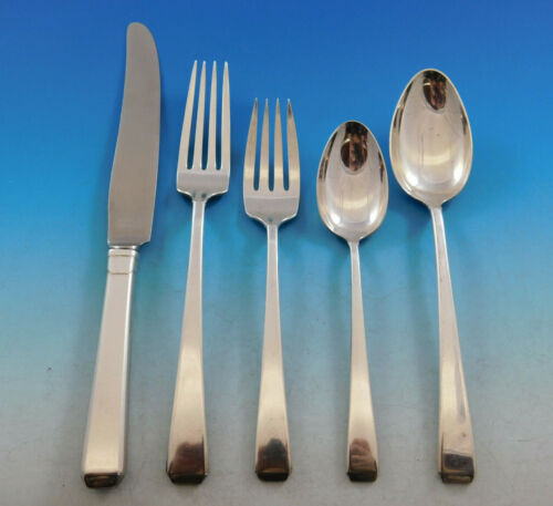 Craftsman by Towle Sterling Silver Flatware Set for 12 Service 65 pieces