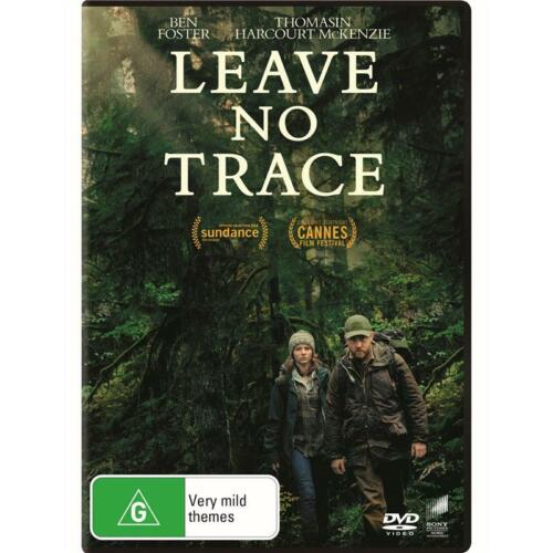Leave No Trace (DVD, 2018)