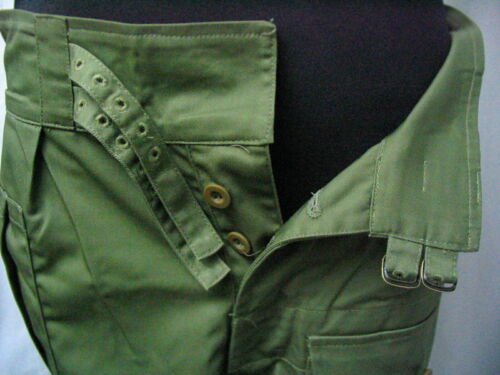 WW2 British JG jungle green battledress trousers  MGreat Britain - 156433