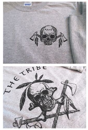 TACDEVRON Navy SEAL/s The Tribe Red Squadron T-Shirt Ultra Cotton XXLOther Militaria - 135