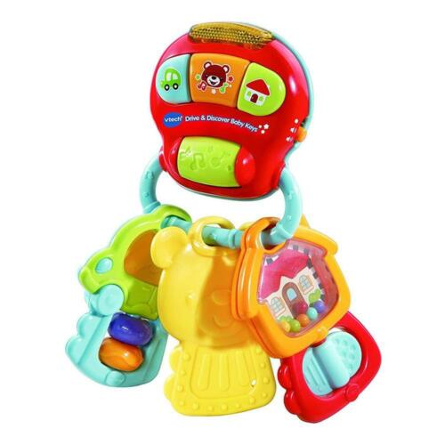VTech Toys Drive & Discover Baby Keys Free Shipping!