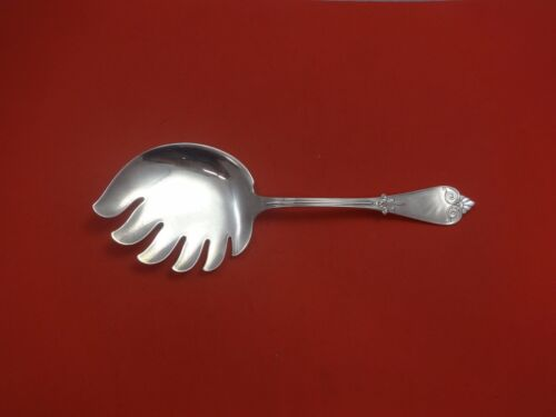 """Beekman by Tiffany & Co. Sterling Silver Fried Oyster Server 9 1/4"""""""