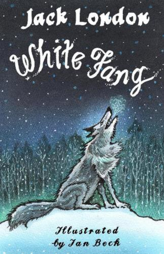 White Fang by Jack London Paperback Book Free Shipping!