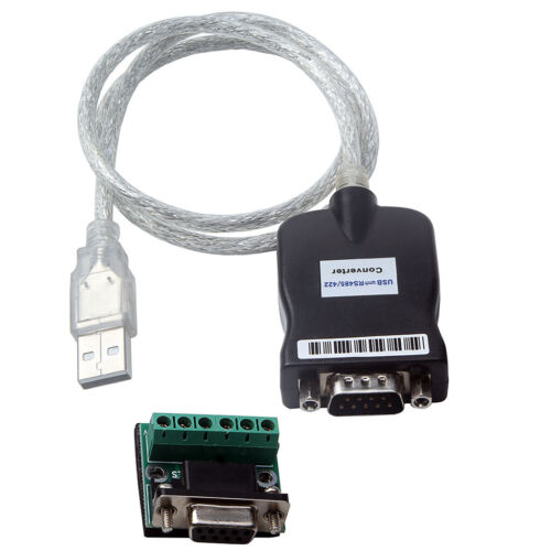 USB To Interface RS485 RS422 Serial Adapter Cord Converter Cable FTDI Chip