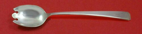 """Craftsman by Towle Sterling Silver Ice Cream Dessert Fork 6"""" Custom Made"""