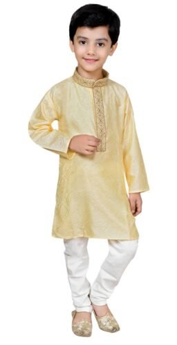 Boys Indian Sherwani Kurta with pajama kids party wear costume 927