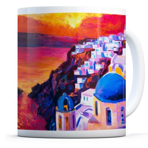 """MYKONOS GREECE NEW GIANT LARGE ART PRINT POSTER PICTURE WALL 33.1/""""x23.4/"""""""