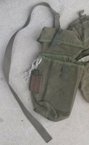 AMMO POUCH LARGE - AUSTRALIAN ARMY ORIGINAL ISSUE NEW/NEAR NEW 1988/89 MADE1961 - 1975 (Vietnam) - 36060