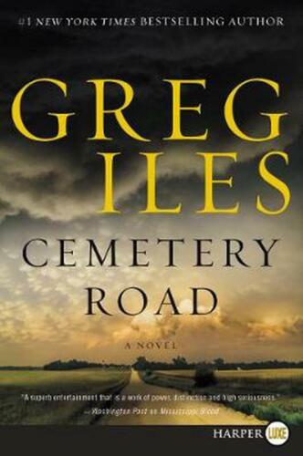 Cemetery Road by Greg Iles (English) Paperback Book Free Shipping!