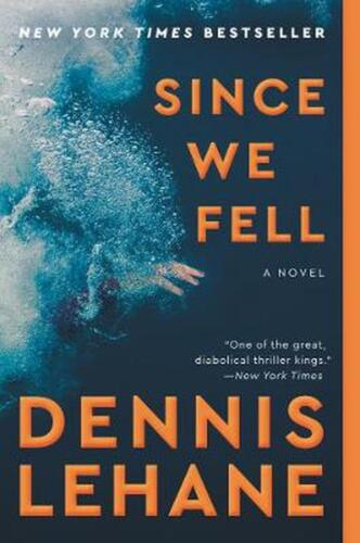 Since We Fell by Dennis Lehane (English) Paperback Book Free Shipping!
