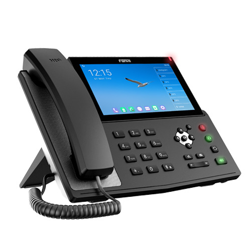 """Fanvil X7 IP Phone, 7"""" Touch Colour Screen, Built in Bluetooth"""