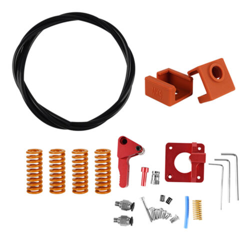 3D Printer Upgrade Dual Gear Extruder Kit for Creality CR-10,CR-10S,Ender-3