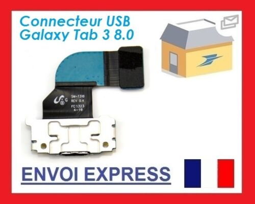 USB Cable Flex For Samsung Galaxy Tab 3 8.0 T310 Port Charging Flex Cable