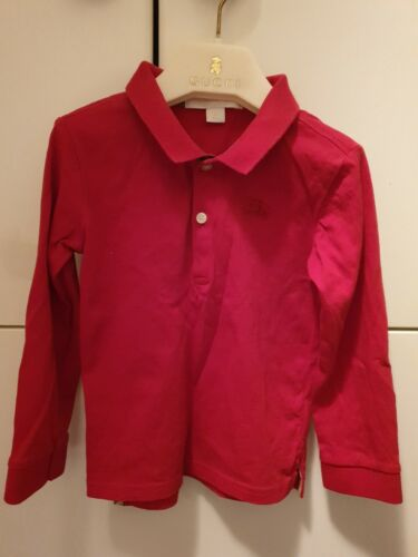 Burberry boy polo size 2Y RRP $170