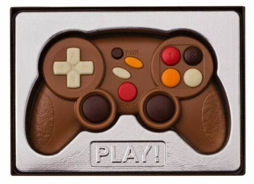 Weibler Confiserie Game Controller - Milk Chocolate (70g Box)