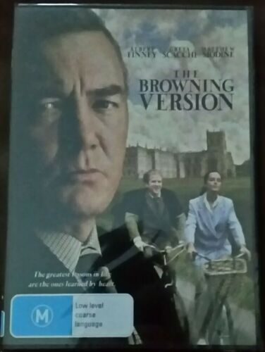 The Browning Version PAL DVD NEW SEALED