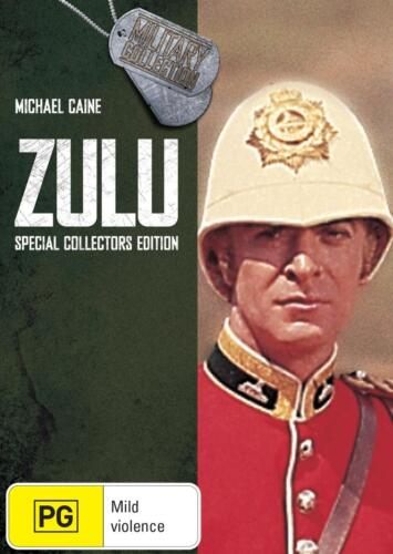 Zulu : Special Collector's Edition - DVD Region 4 Free Shipping!