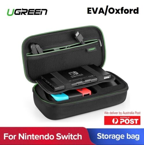 UGREEN Hard Protective Carry Case Zipper Bag For Nintendo Switch and Accessory