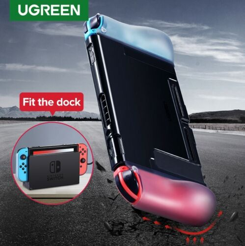 Ugreen Protective Case For Nintendo Switch AntiShock Soft TPU Grip Case Cover