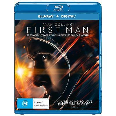 First Man (Blu-ray, 2018)