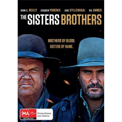 The Sisters Brothers (DVD, 2019)