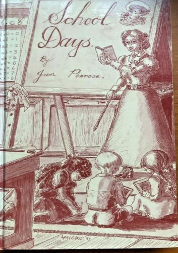 School Days By Jan Penrose With Free Postage