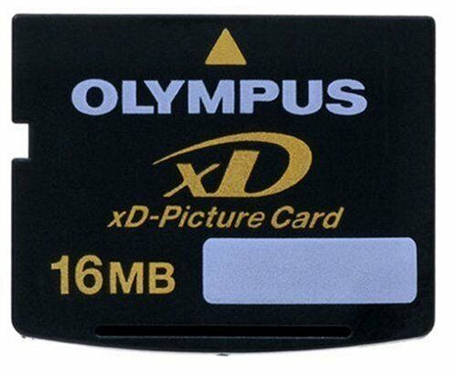 Olympus 16MB xD-Picture Card (200840)