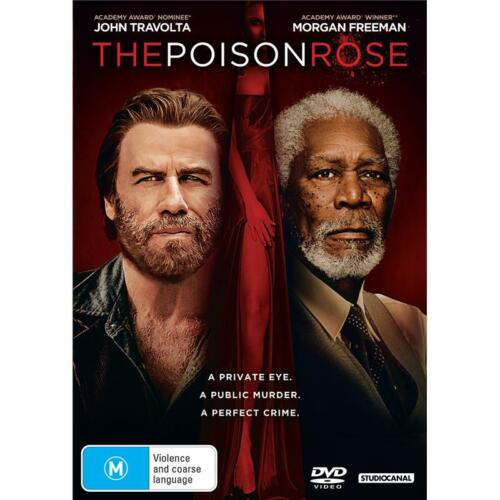 The Poison Rose (DVD, 2019)