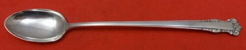 """English Shell by Lunt Sterling Silver Iced Tea Spoon 7 1/2"""""""