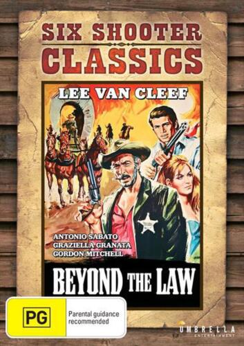 Beyond The Law | Six Shooter Classics - DVD Region ALL Free Shipping!