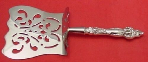 Les Six Fleurs by Reed & Barton Sterling Silver Asparagus Server Hooded Custom