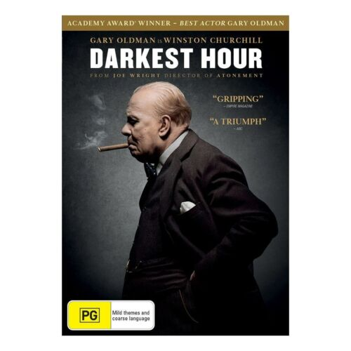 Darkest Hour (DVD, 2018)