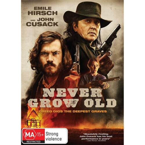 Never Grow Old (DVD, 2018)