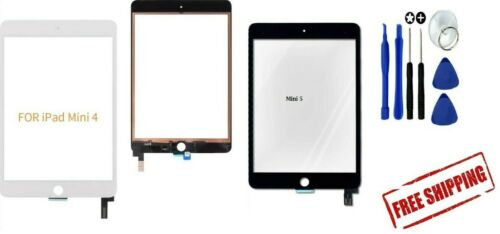Digitizer Touch Screen Front Glass Replacement For Apple iPad Mini 5 2019 mini 4