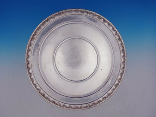 Tara by Reed & Barton Sterling Silver Sandwhich Tray Large #X459 (#4518)
