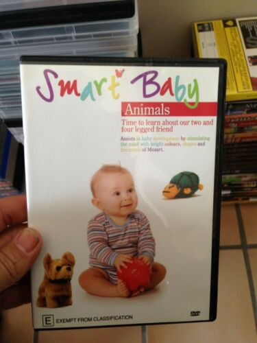Smart Baby : Animals - DVD - (L8)