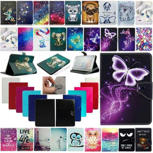 """For Samsung Galaxy Tab A 10.1"""" SM-T510 T515 Tablet Universal Leather Case Cover"""