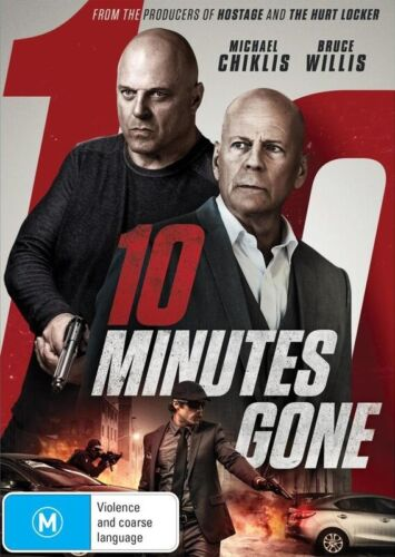 10 Minutes Gone (DVD, 2019)