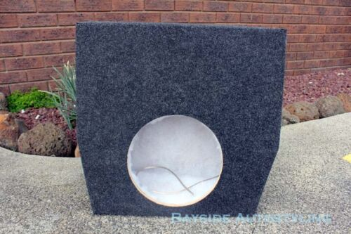 Holden VE VF ute premium subwoofer box - suits a 12nch ported sub HSV Maloo