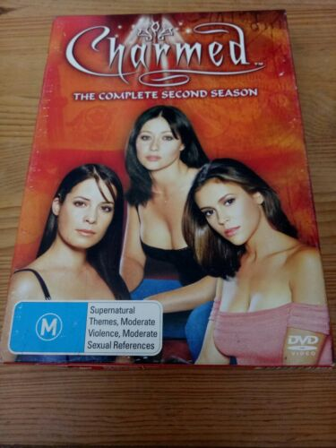 Charmed : Season 2 (DVD, 2005, 6-Disc Set)