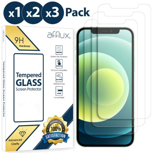 3-PACK Screen Protector Tempered Glass For iPhone 6 7 8 Plus X Xs Max XR 11 Pro