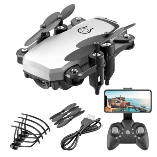 Drone FPV RC Drone With 720P 480P Camera RC Quadcopter Folding Drones ⭐️⭐️⭐️⭐️⭐️