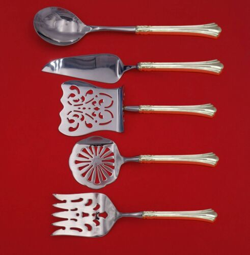 Eighteenth Century by Reed and Barton Sterling Silver Brunch Serving Set Custom