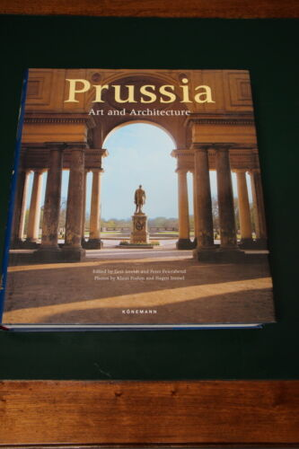 Book: PRUSSIA Art and  Architecture with  English text v good condition Empire