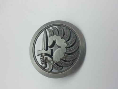 100% ORIGINAL FRENCH FOREIGN LEGION ARMY PARACHUTE BERET BADGE NEW ISSUE REAL!Other Militaria (Date Unknown) - 66534