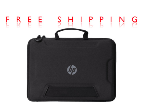 BRAND NEW HP Black Slim 11.6 always on case PROTECTIVE!!