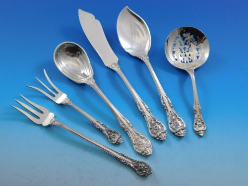 King Edward by Gorham Sterling Silver Essential Serving Set Small 6-piece